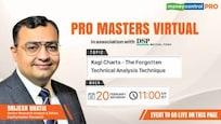 "Pro Masters Virtual: Watch ""Kagi Charts - The Forgotten Technical Analysis Technique"" with Brijesh Bhatia"