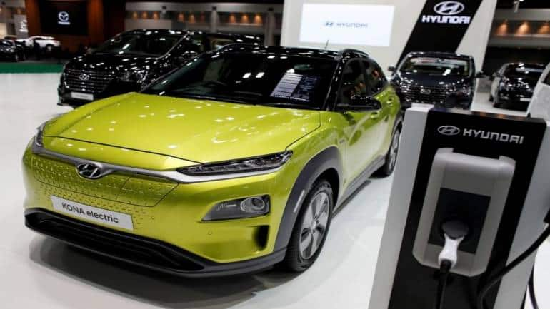 Hyundai Motor to replace battery systems in $900 million electric car recall - Moneycontrol.com
