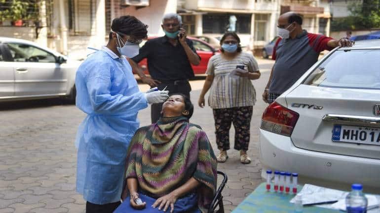 Mumbai logs 454 new COVID-19 cases; 5 die