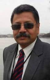 Praveen Sinha (file image)