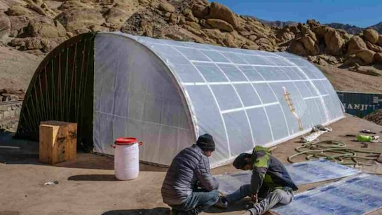 Sonam Wangchuk makes solar-heated tent for Indian Army; all you need to know