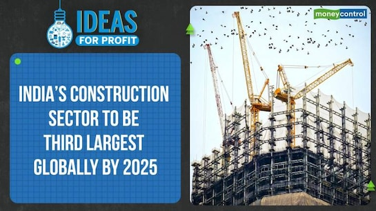 Ideas For Profit | With construction sector growth back on track, here are some stocks to hedge your bets