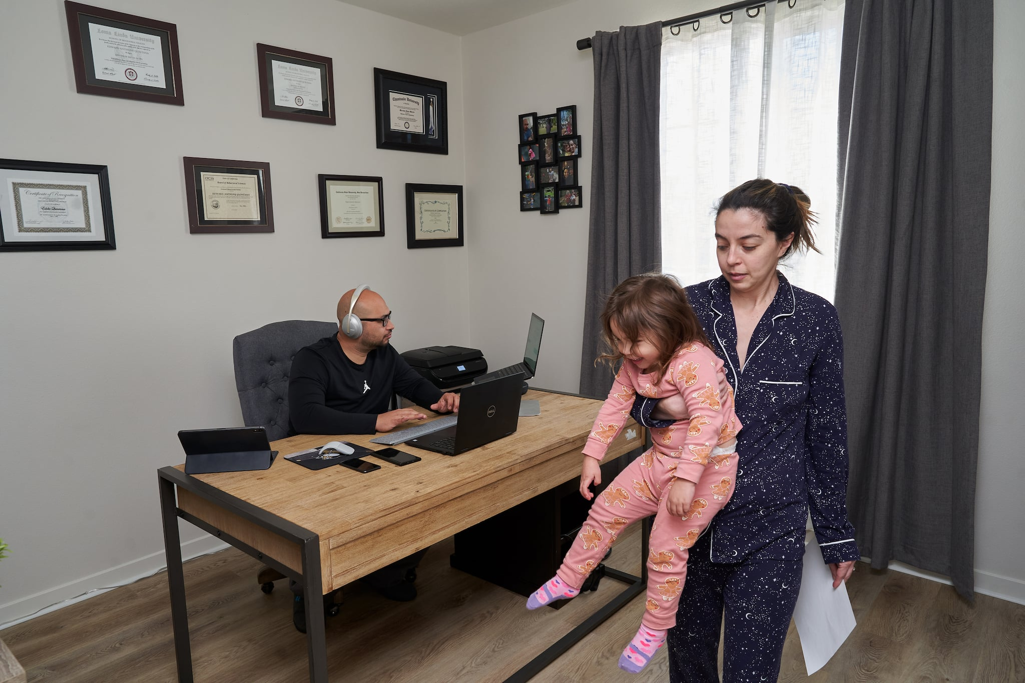 The elusive work-life balance amid work from home