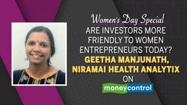 Are investors more friendly to women entrepreneurs today? Niramai's Geetha Manjunath gives her take