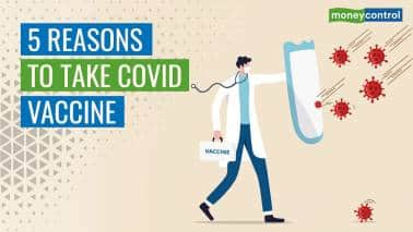 Don't hesitate, taking the COVID-19 vaccine makes sense