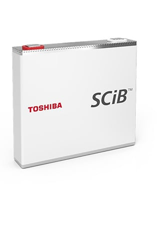 Toshiba SCiB™ Battery: a Clean Energy Solution for a Sustainable Environment
