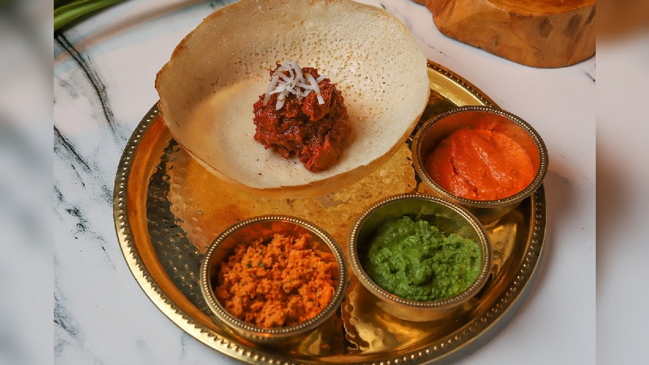 +94 Bombay Mutton Hoppers