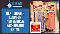Ideas For Profit | Aditya Birla Fashion and Retail: With reduction in debt, this fashion giant is poised for the next growth leg