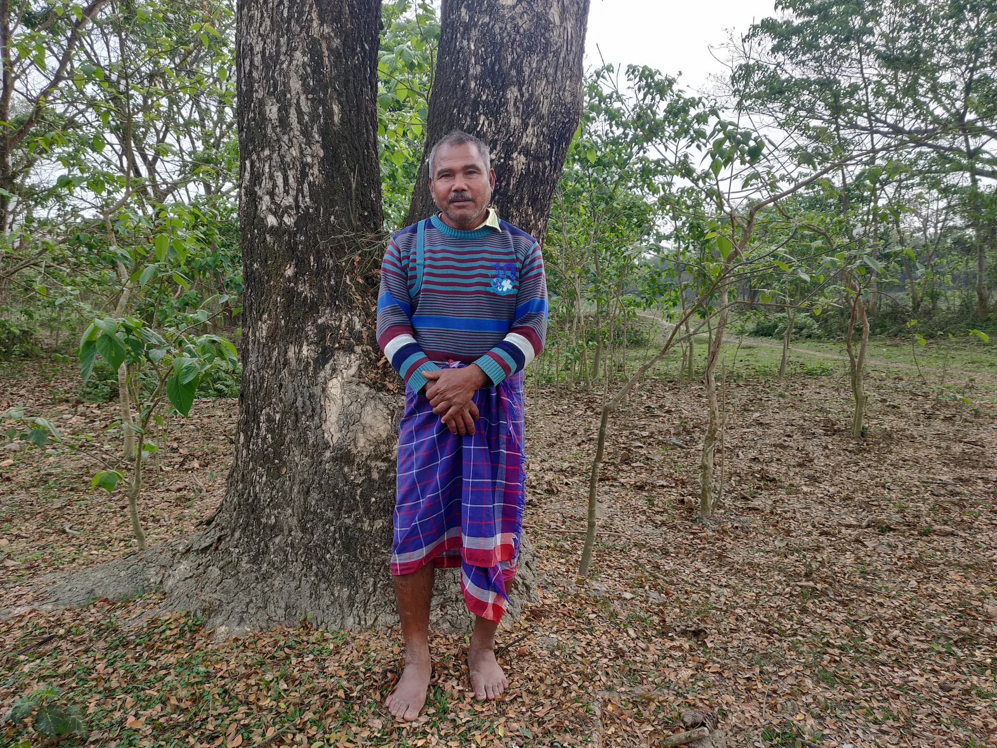 Jadav Payeng, India's 'Forest Man', is at it again