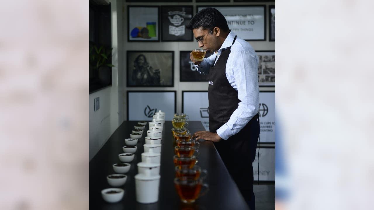 Kausshal Dugarr, Founder & CEO, Teabox