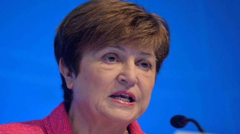 , IMF chief Kristalina Georgieva: An image of integrity dented by scandal, The World Live Breaking News Coverage & Updates IN ENGLISH