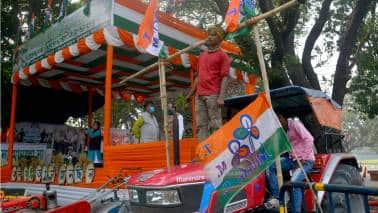 West Bengal polls: Trinamool stressed, but BJP not yet home