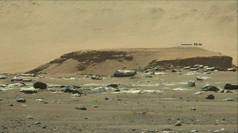 The Water on Mars Vanished. This Might Be Where It Went. - Moneycontrol.com