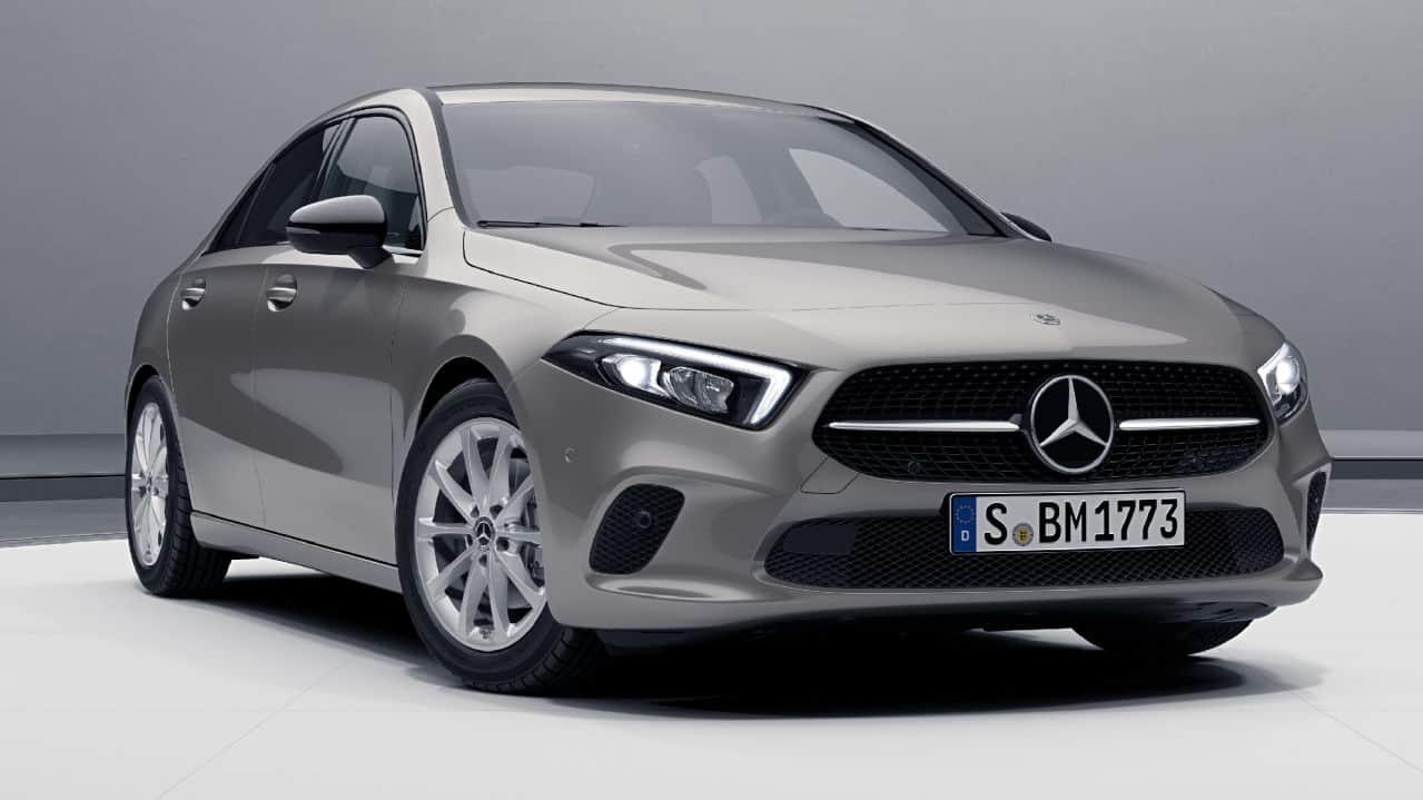 Mercedes-Benz A-Class Limousine review: A thriller of a ride