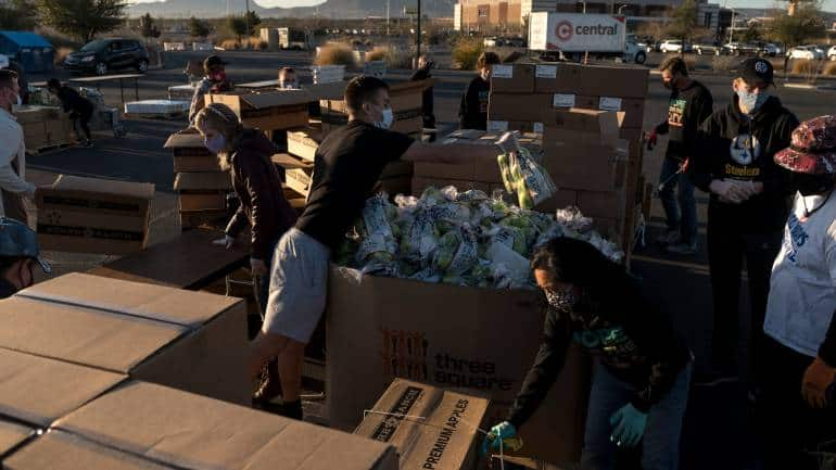 In Nevada, Unemployed Workers Wait for Aid That Will Still Not Be Enough - Moneycontrol.com