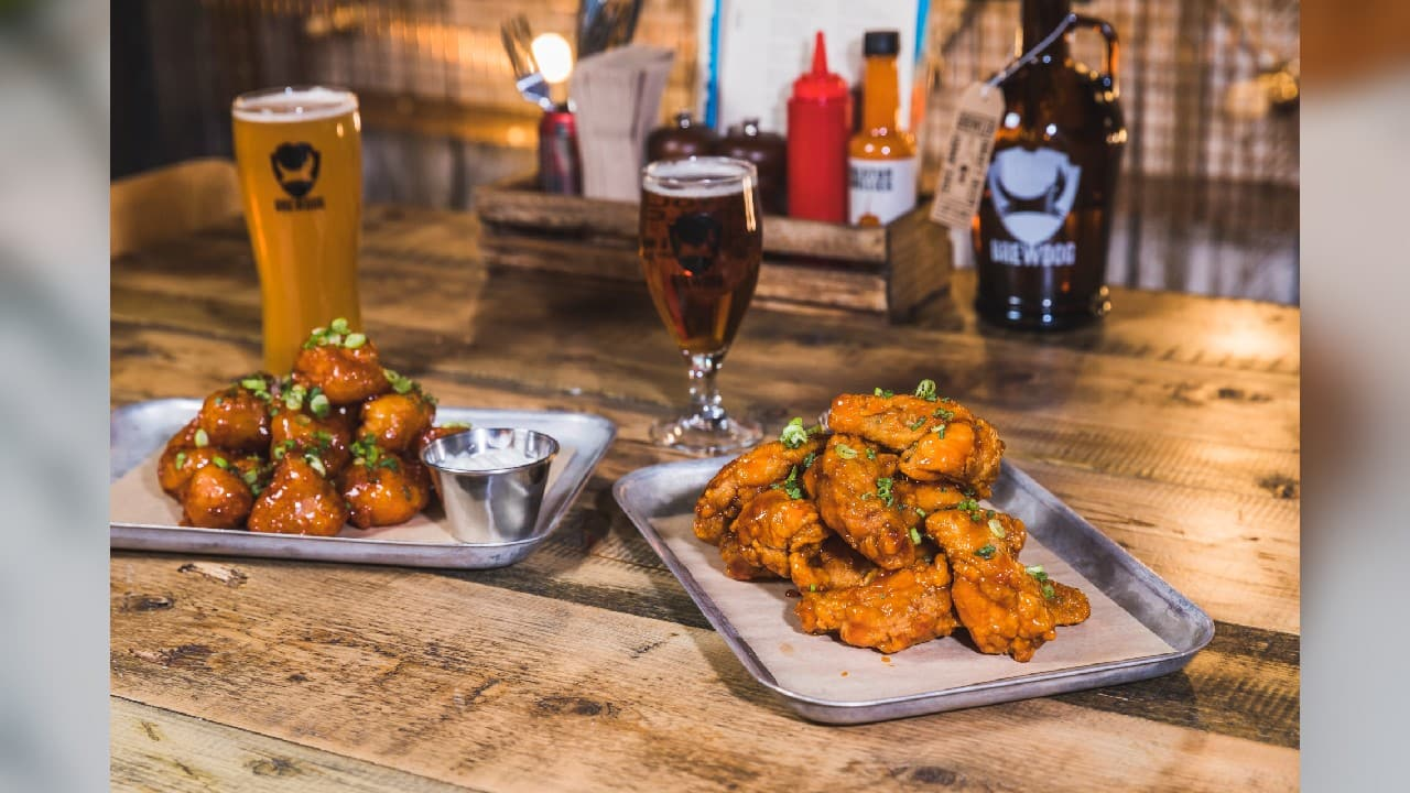 BD Sweet & spicy chicken Wings cauliwings