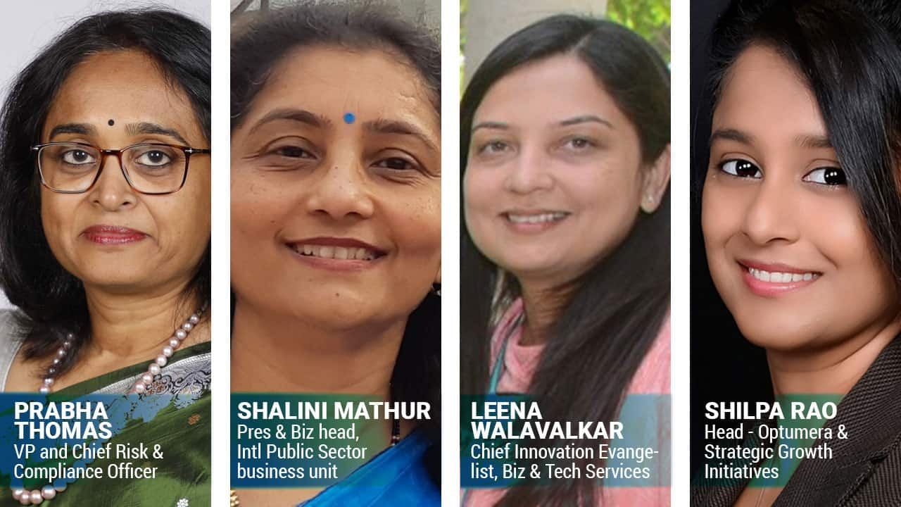 How these women leaders of TCS rose to the top