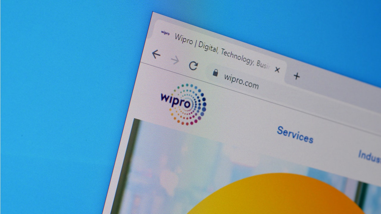 Wipro – A steady quarter amid strong demand, tight supply