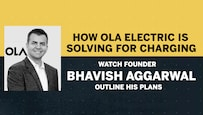 Chairman Bhavish Aggarwal on Ola Electric's plan to set up 100,000 charging stations in 400 cities
