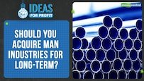 Ideas For Profit | Man Industries: Why double-digit revenue growth is no more a pipe dream