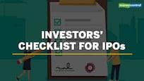 Investors' checklist for IPOs