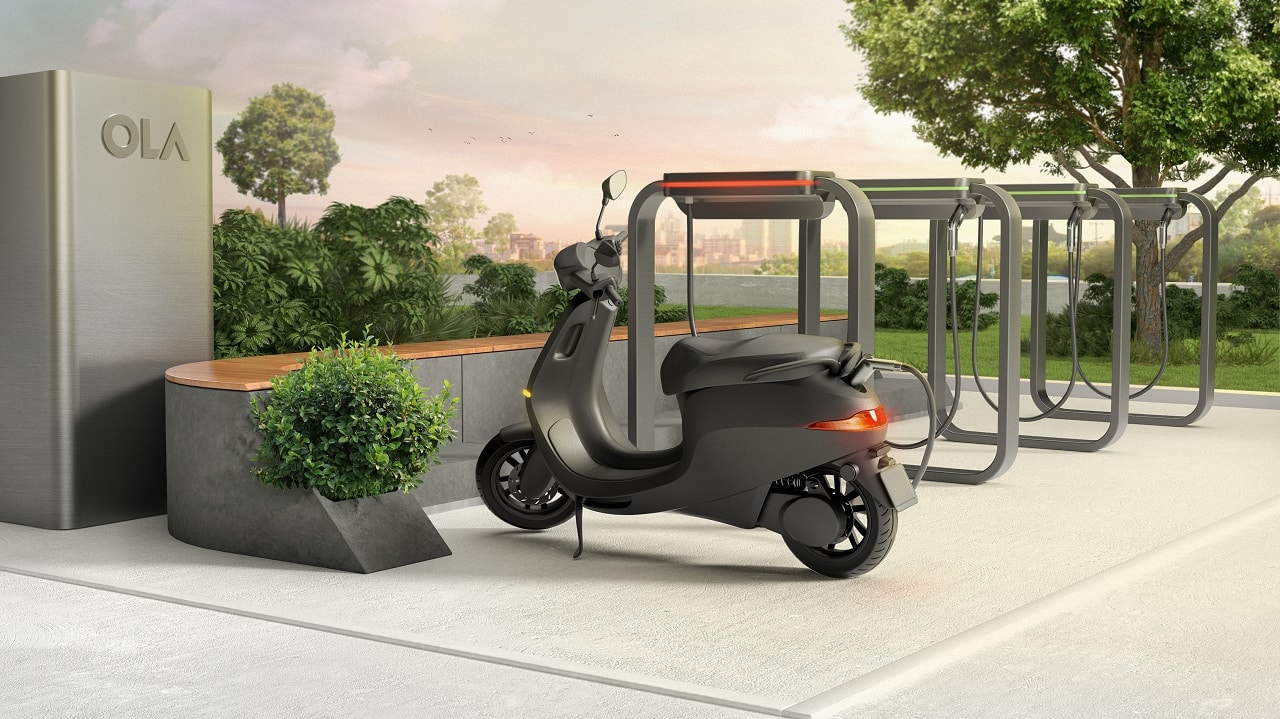 Ola Electric aims to build the largest two-wheeler plant in the world