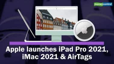 Apple Spring Loaded event: New iPad pro, iMac & AirTags unveiled
