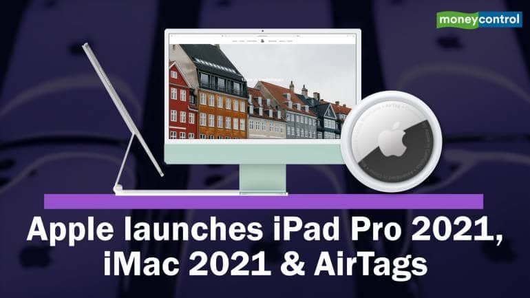 Apple Spring Loaded Event: New IPad Pro, IMac & AirTags ...