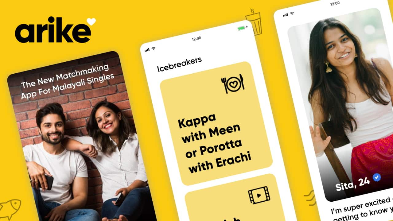 Wooing Malayalees: India's first vernacular dating app Arike sees traction
