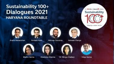 The Sustainability 100+ Dialogues 2021' – Haryana Roundtable