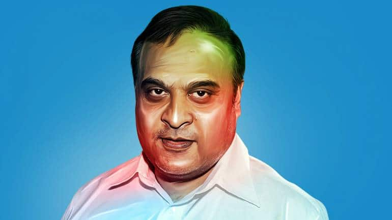 Himanta Biswa Sarma is Assam's new chief minister