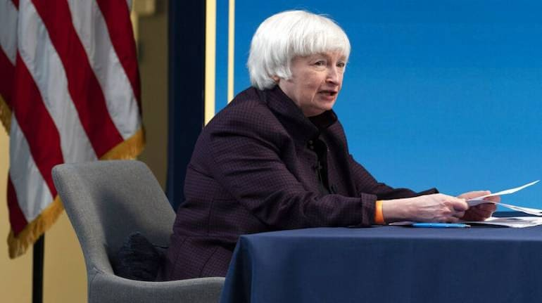 , Janet Yellen warns US debt default could trigger recession, The World Live Breaking News Coverage & Updates IN ENGLISH