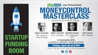 Moneycontrol Masterclass: Decoding the startup funding boom in India