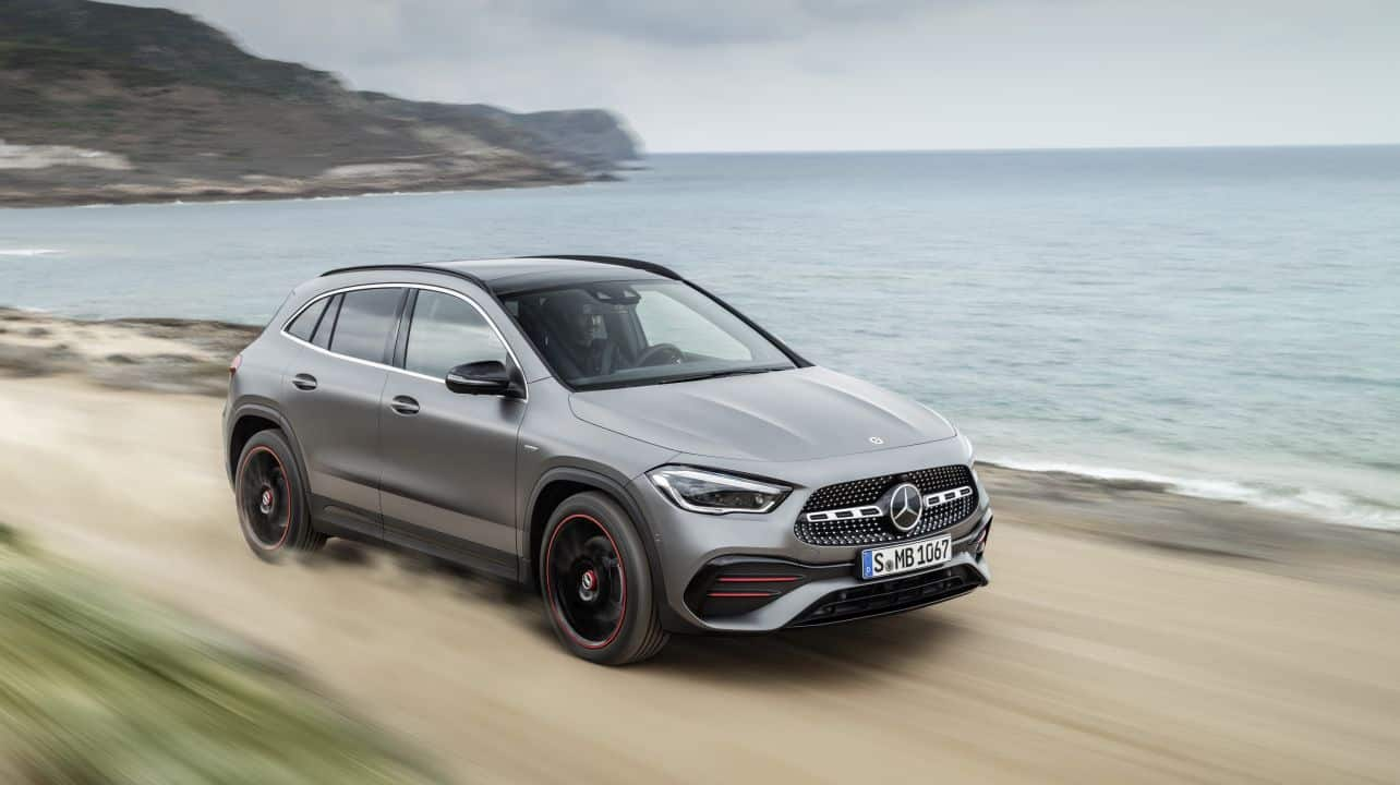 Mercedes-Benz GLA bookings open digitally; launch scheduled for mid-May