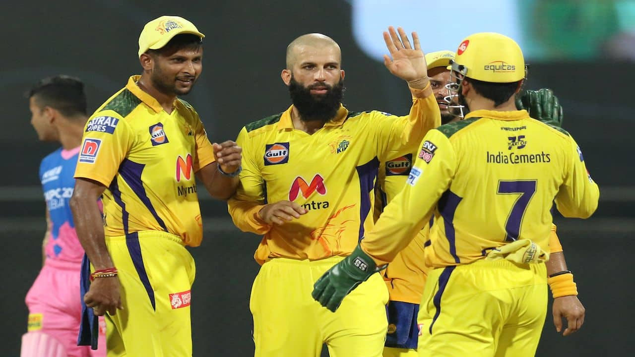 IPL 2021 | CSK vs RR: Chennai Super Kings cruise to 45-run win against Rajasthan Royals