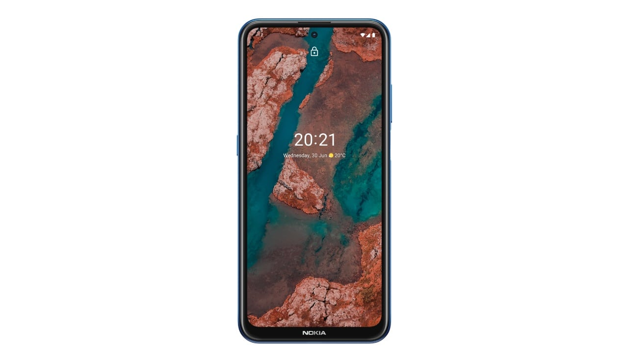 Nokia X10 specifications include a Snapdragon 480 5G processor, a 6.67-inch Full HD+ hole-punch display, up to 8GB RAM and 128GB storage, a 64MP + 5MP + 2MP + 2MP camera setup. It comes with an 32MP front camera sensor. The phone packs a 4,470 mAh battery with 18W fast charging. It runs Android 11 out of the box and will get three years of software support.