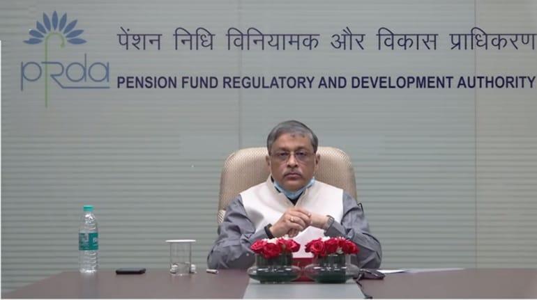 Supratim Bandyopadhyay, Chairman, PFRDA
