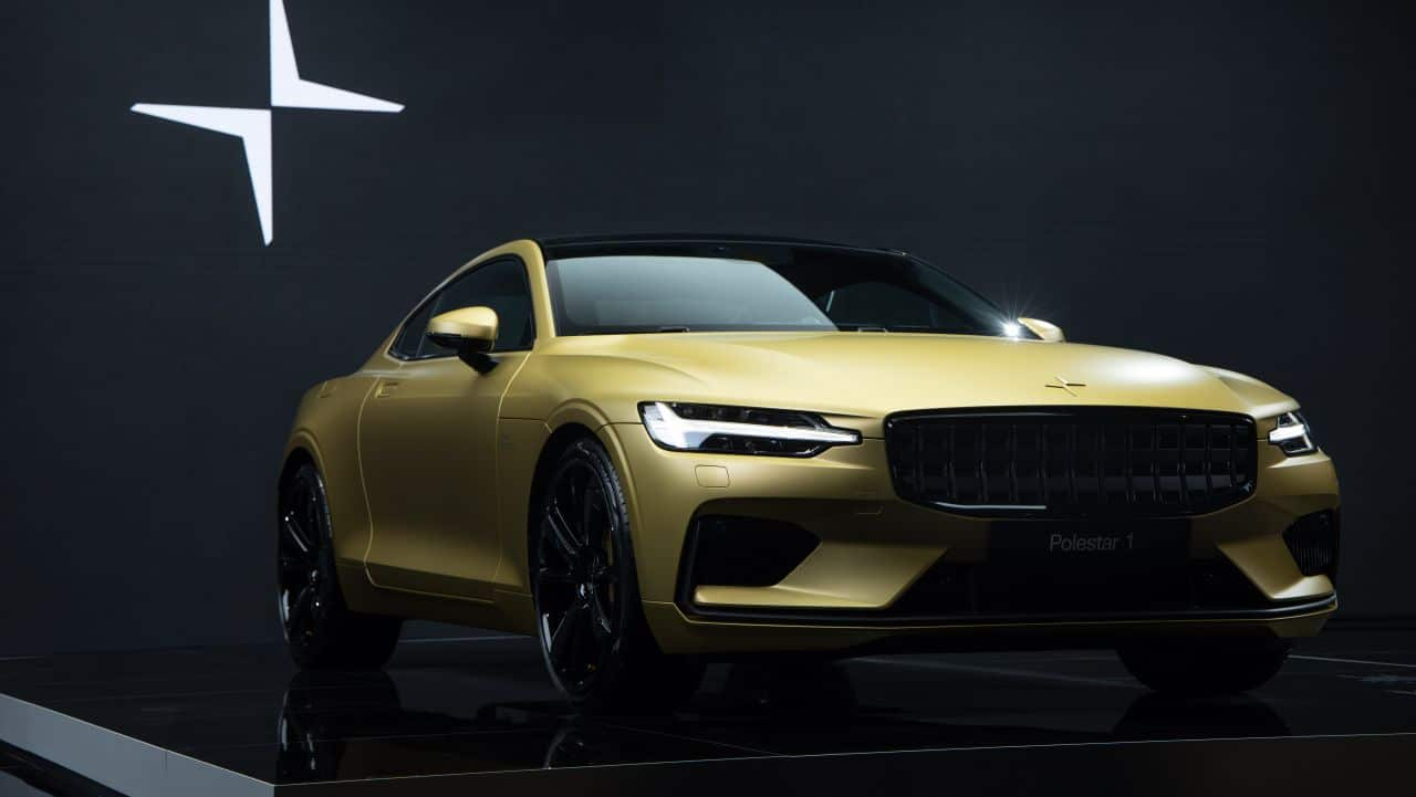 In Pictures | Polestar 1 production ends with launch of special limited edition variant