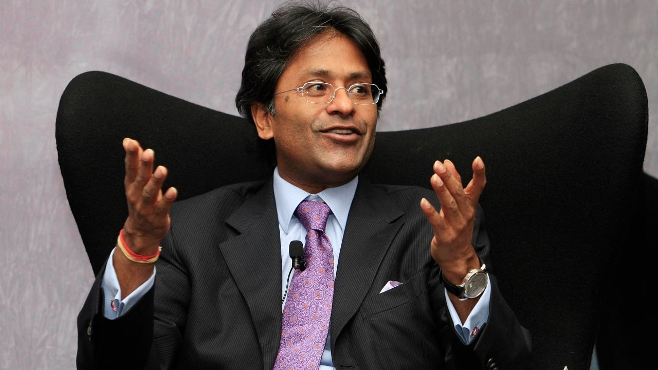 Indian Premier League (IPL) founder Lalit Modi at a sports management conference in London, United Kingdom in 2010. (Image: Action Images/Jed Leicester via Reuters)