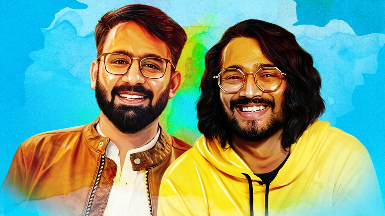 Meet the man who made Bhuvan Bam, the influencer with 3 billion YouTube views, a brand
