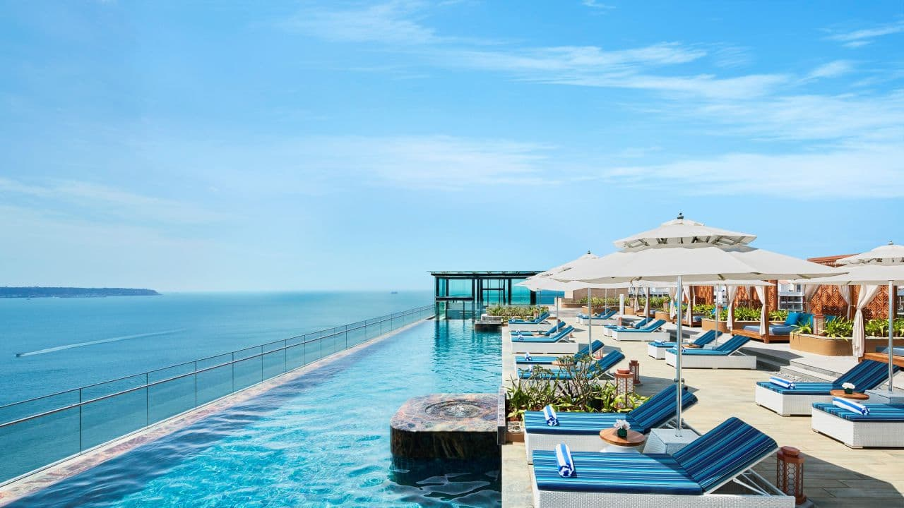 Goa's newest luxury address is a sprawling hotel complex from the IHCL group