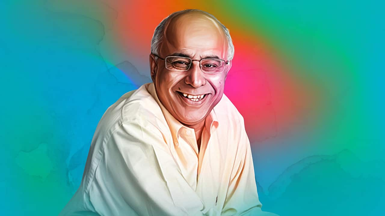 Veterans Unpacked | Subroto Bagchi: 'The more virtual the worldaround us becomes, the more real leaders must be'