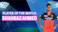 RCB vs SRH | IPL 2021 Player of the Match: Shahbaz Ahmed