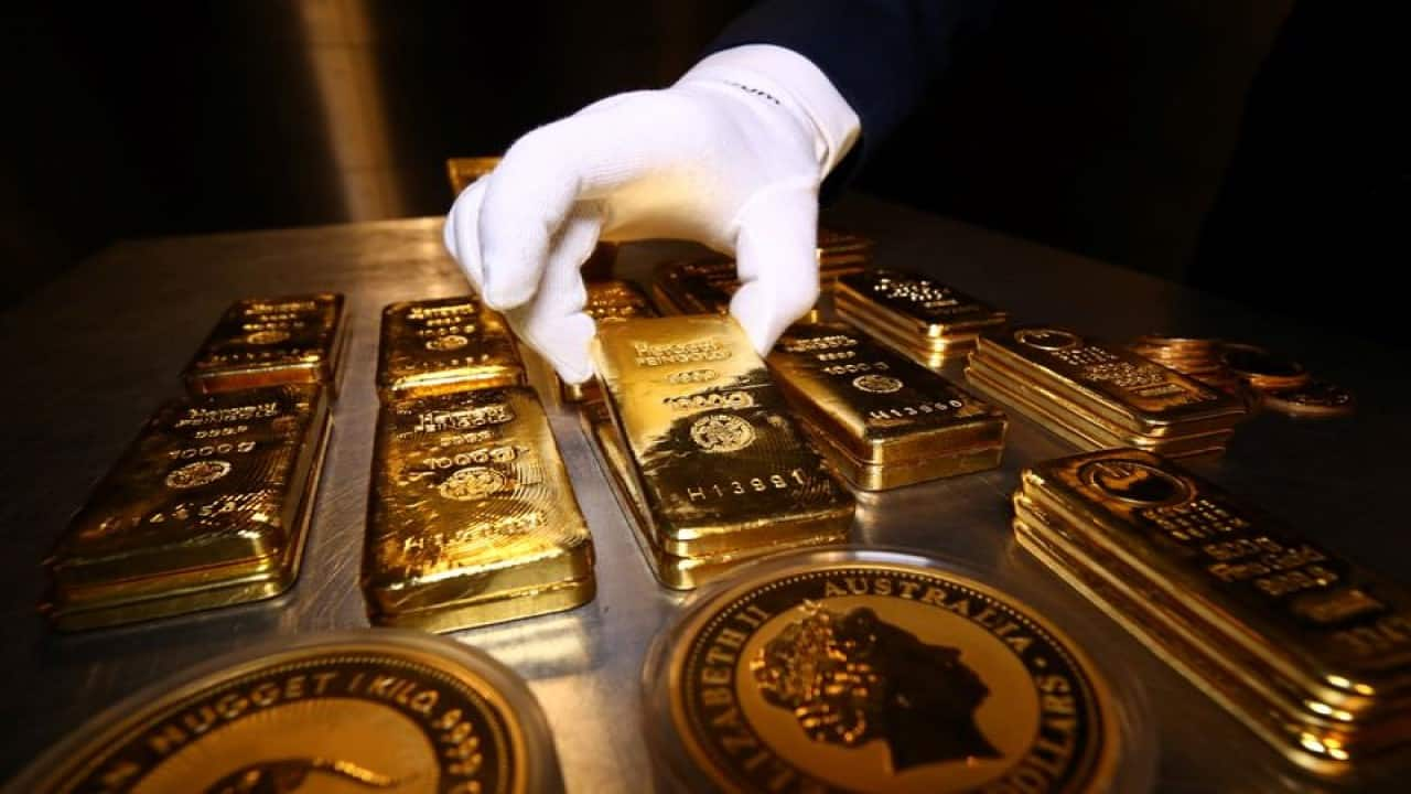 Gold price today   Yellow metal trades higher; buy for a target of Rs 47,300: Experts