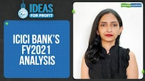 Ideas For Profit   ICICI Bank's stellar performance in FY21: Is there is more room for the stock to rally?