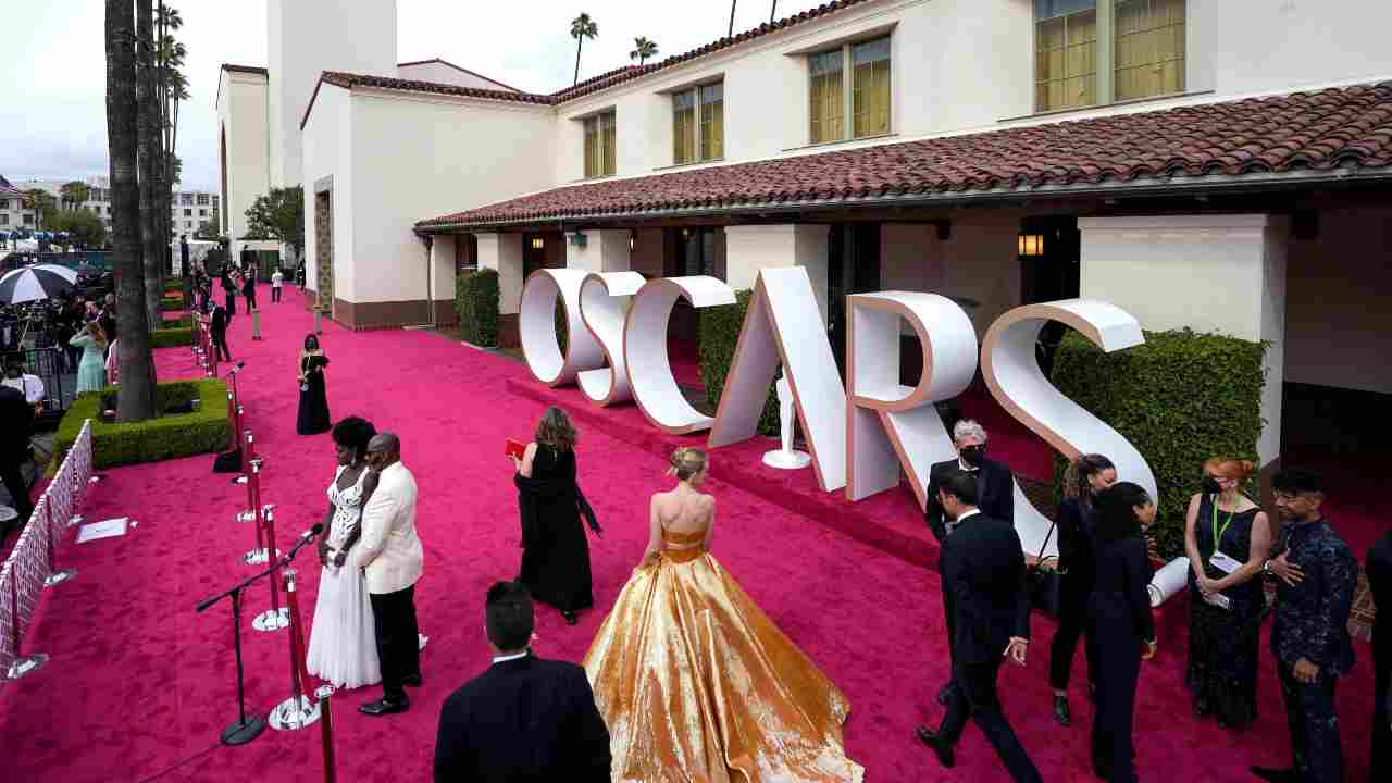 Oscars 2021: Unlike previous years, there won't be a traditional audience, although there is an attempt to host a red carpet show and nominees attending the event in person. (Image: Reuters)