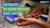 Why are vaccinated people testing positive for COVID-19?