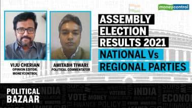 Assembly Election Results 2021: National Vs Regional Parties | Political Bazaar