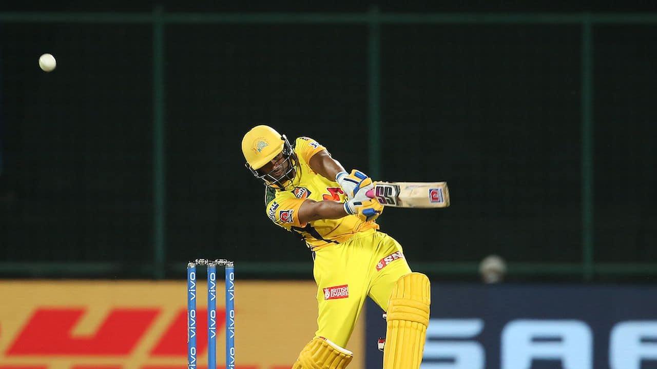 Ambati Rayudu made 72 runs off 27 balls with 4 fours and 7 sixes. (Image: IPL/BCCI/Twitter)