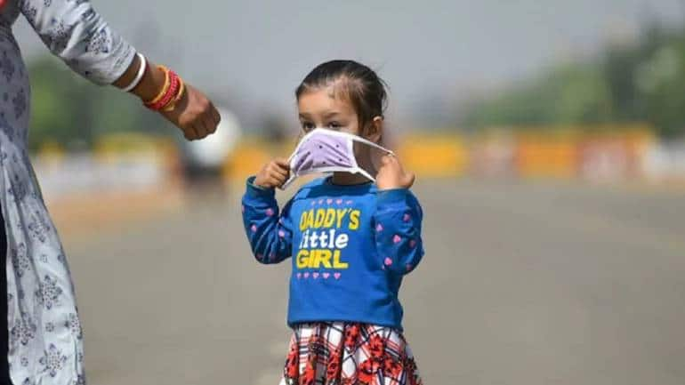 COVID-19 update | No evidence that children will be severely affected in third wave, says AIIMS director... - Moneycontrol.com